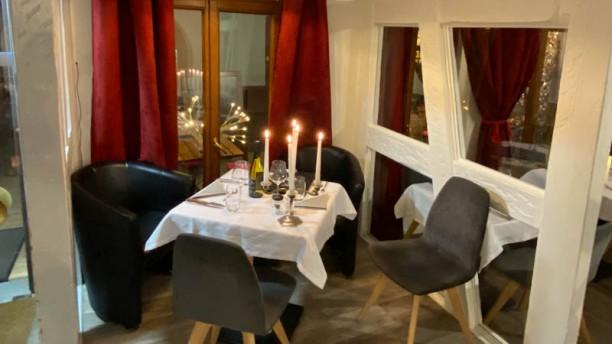 La Bedaine, Restaurant et Winstub Vue de la salle