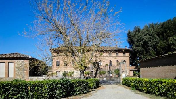Castello di Selvole La entrada