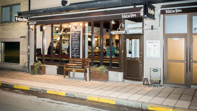Ingang - Bistro Bon, Stockholm