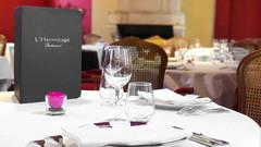 Restaurant  L'Hermitage  Gantois