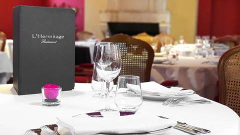 Restaurant  L'Hermitage  Gantois, Lille