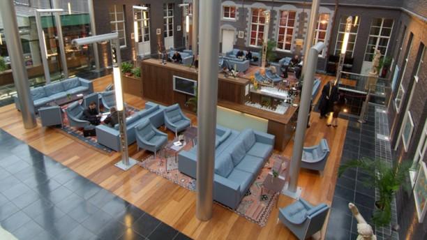 restaurant restaurant l 39 hermitage gantois lille menu. Black Bedroom Furniture Sets. Home Design Ideas