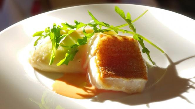 Suggestion du chef - Le H - Restaurant by Hermitage Gantois, Lille