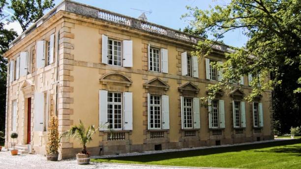 La Réserve au Pavillon du Château Raba Vue extérieure