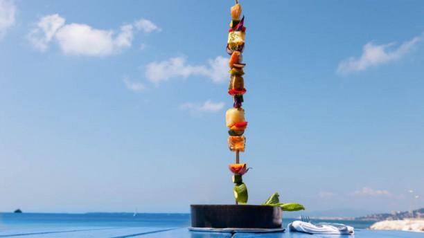 Le Cap - Cap d'Antibes Beach Hotel Suggestion de plat