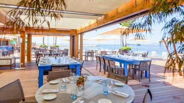 Restaurant Le Cap Cap D 39 Antibes Beach Hotel Antibes Menu Avis Prix Et R Servation
