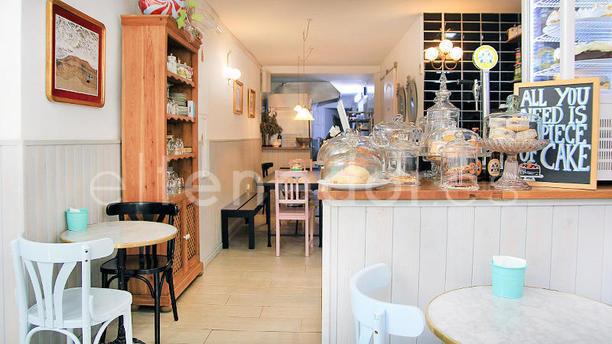 Bristol Café vista interior