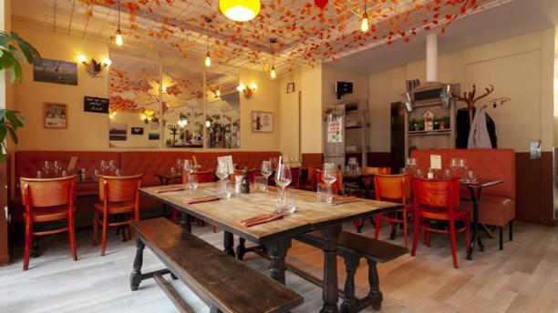 Le Berry salle du restaurant