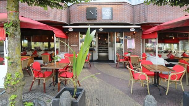 Gasterij de Kluis Overdekt terras