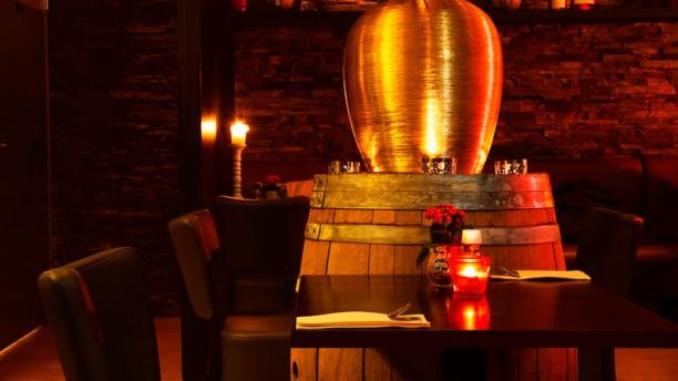 Gasterij de Kluis Restaurantzaal