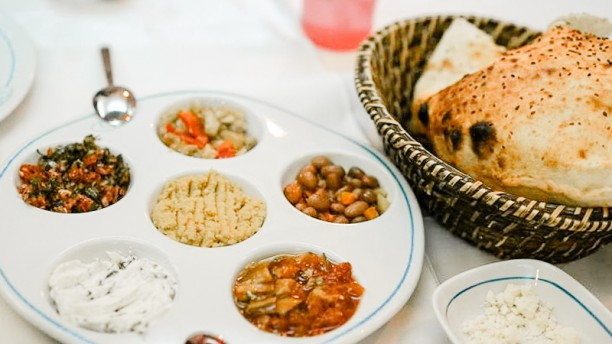 Sultanahmet Buhara Kebab House Chef suggestion