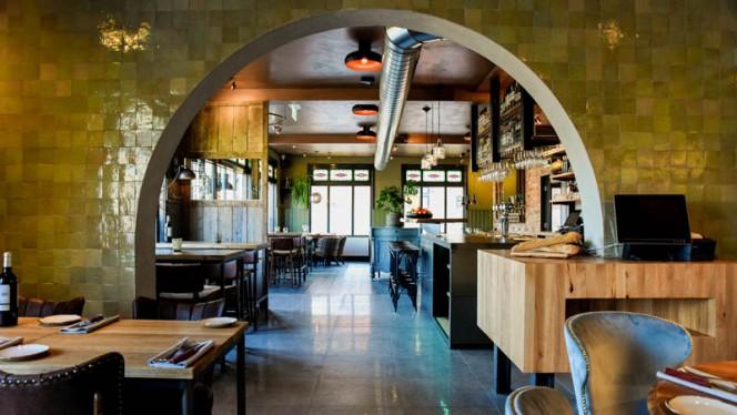 Het restaurant - Bistro Zuid, Bunschoten-Spakenburg