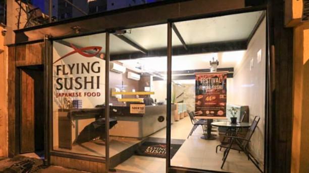 Flying Sushi - Berrini Entrada