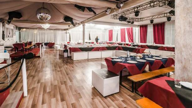 Winter Suite Imperiale Sala del ristorante