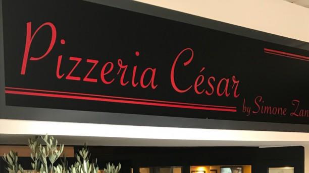 Pizzeria Cesar by Simone Zanoni ingresso