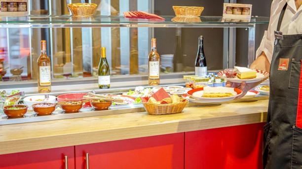 Restaurant Dans La Timone  Marseille