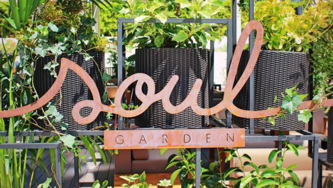 Soul Garden Logo - Soul Garden, Lisboa