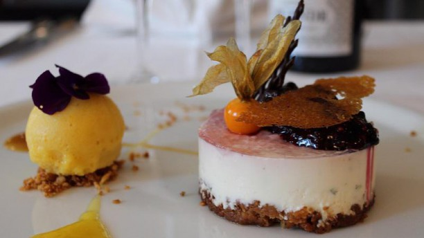 Le Cheval Blanc Cheese cake revisité