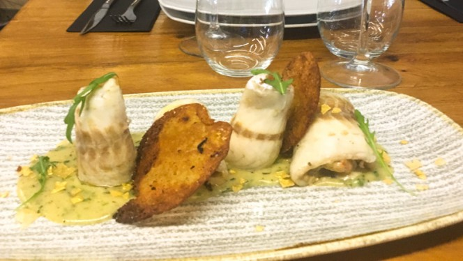 Sugerencia del chef - La Factoría de Ponzano, Madrid