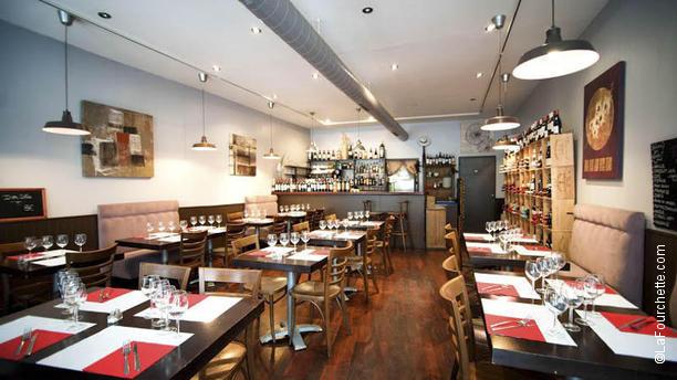 Restaurant gem restaurant bordeaux 33000 avis menu for Resto lasalle