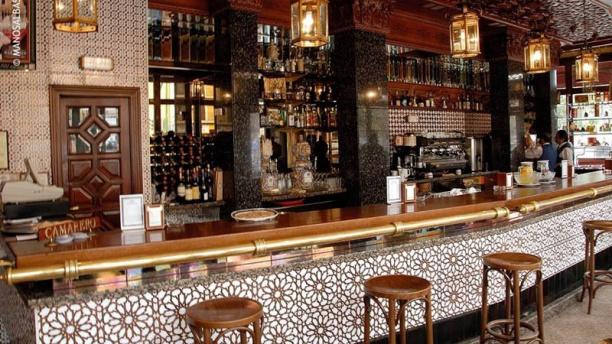 Bar Plata Vista sala
