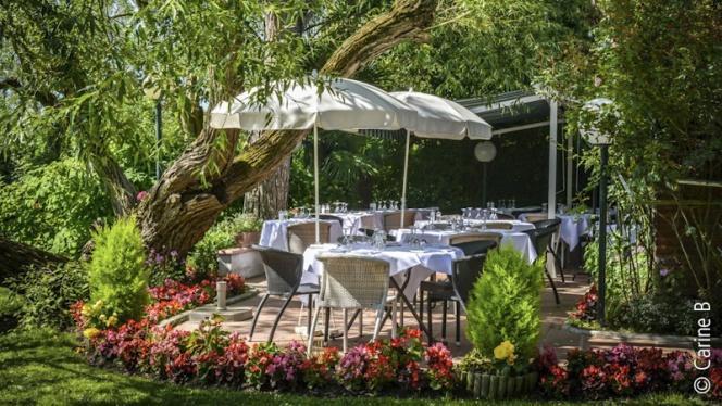 Vue terrasse - Le Cantou - Philippe Puel, Toulouse