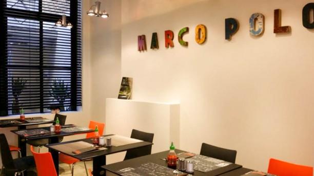 Marco Polo Noodlebar salle