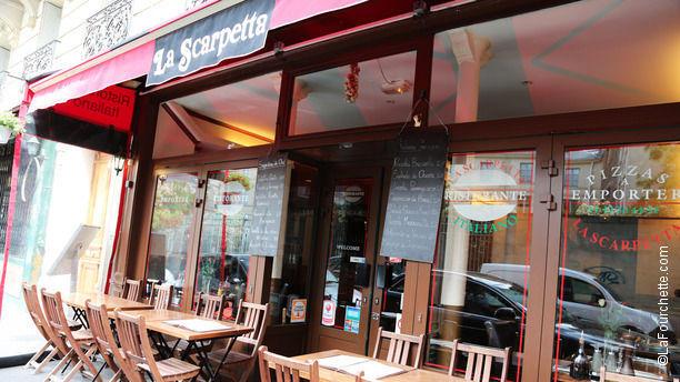 La Scarpetta Bienvenue au restaurant La Scarpetta