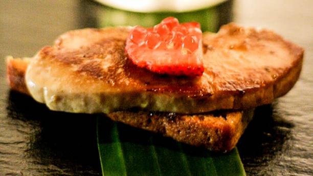 Mystery Cuisine - Édouard et Thu Ha Suggestion du chef