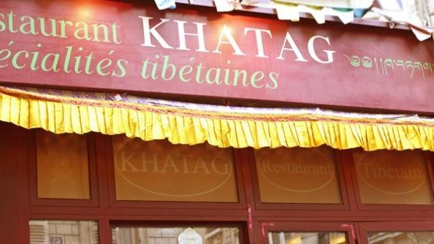 Khatag Bienvenue au restaurant Khatag