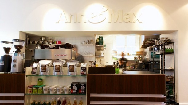 Anne&Max Haarlem Het restaurant