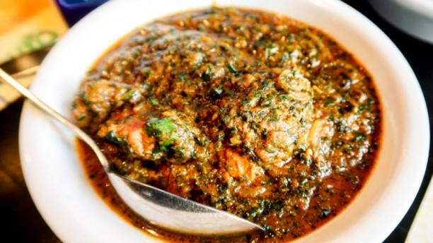 Jaipur of India Suggestie van de chef