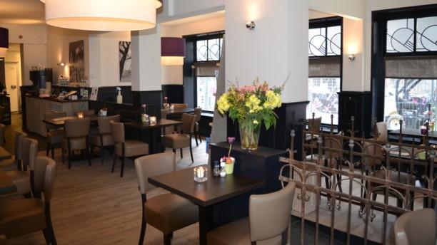 Brasserie NUL76 Restaurantzaal