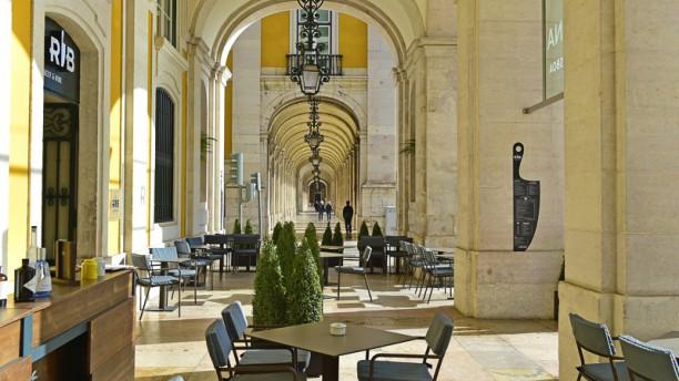 RIB Beef & Wine - Lisboa Esplanada