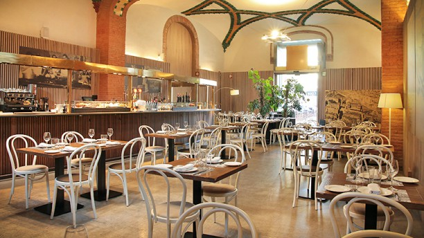 1902 Cafè Modernista Edificio modernista