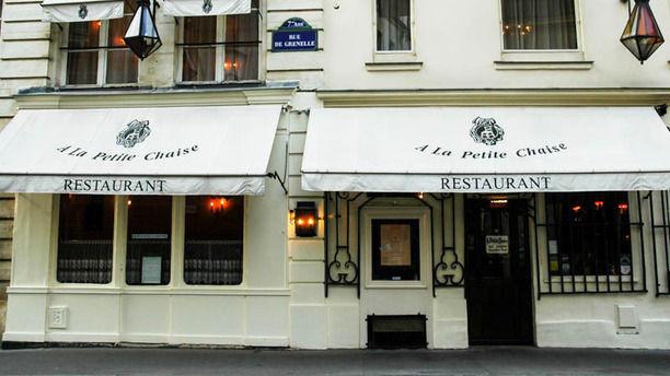 Restaurant Petite Chaise Rue Grenelle Paris