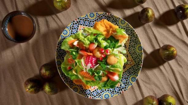 Le ryad at mandarin oriental in gen ve restaurant for Restaurant le jardin geneve