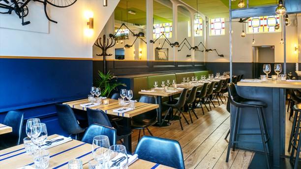 Restaurant Floreyn Het restaurant