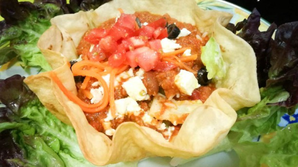 El Burrito Kahlo Sugerencia del chef