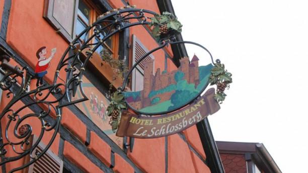 Le Schlossberg Hotel Devanture