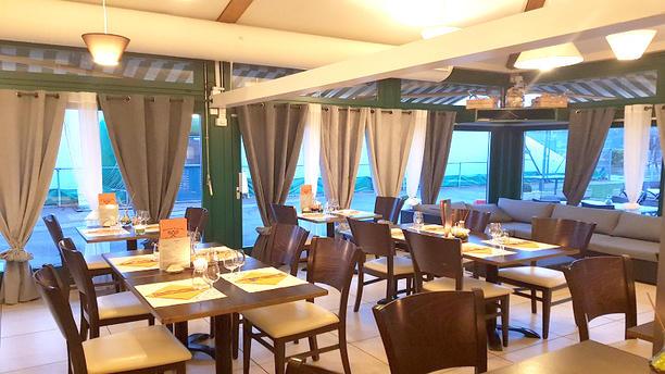 Tennis Club de Collonge-Bellerive Vue de la salle