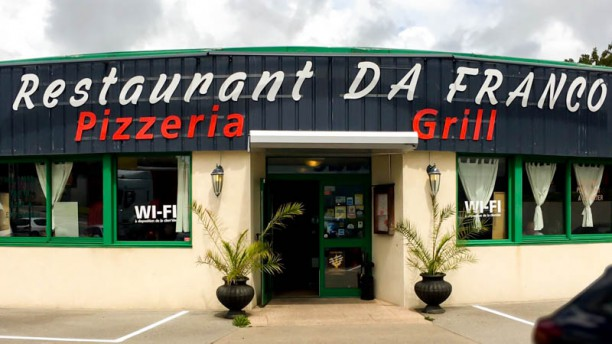 Pizzeria da Franco Entrée