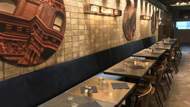 Urfa Durum Salle du restaurant