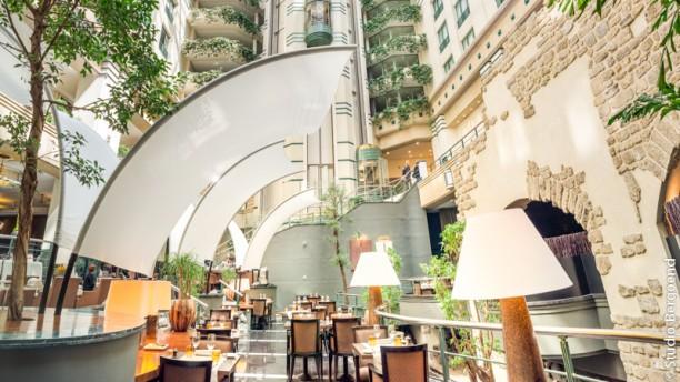 Atrium Restaurant & Lounge Atrium Restaurant & Lounge