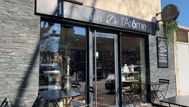 Au Nom de l'Arôme - Restaurant - Alfortville