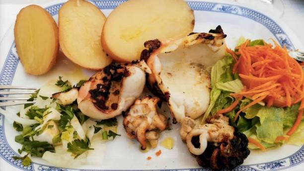 Restaurante O CAIS Sugestão prato