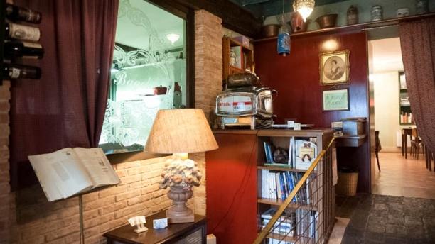 Trattoria El Bagolo Ristorantino libreria