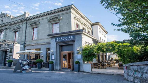 Restaurant Du Théâtre Le restaurant