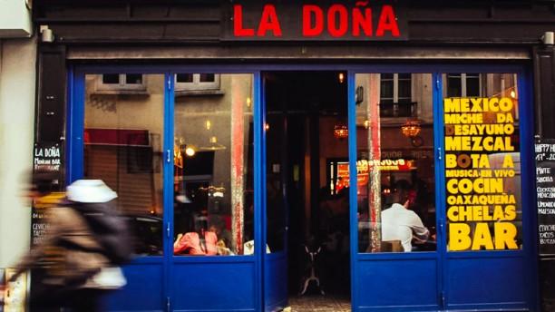 La Doña Devanture