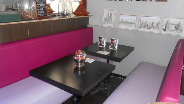 Paris New-York Les tables